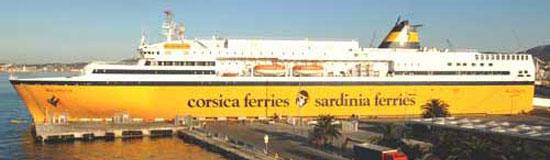 ferry corsica ferries promotions r servation tarifs horaires 2018. Black Bedroom Furniture Sets. Home Design Ideas